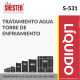 TRATAMIENTO AGUA TORRE DE ENFRIAMIENTO – S-531