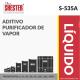 ADITIVO PURIFICADOR DE VAPOR – S-535A