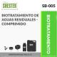 BIOTRATAMIENTO DE AGUAS RESIDUALES – COMPRIMIDO – SB-005