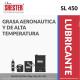 GRASA AERONÁUTICA Y DE ALTA TEMPERATURA – SL 450