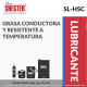 GRASA CONDUCTORA Y RESISTENTE A TEMPERATURA – SL-HSC