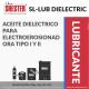 ACEITE DIELECTRICO PARA ELECTROEROSIONADORA Tipo I y II – SL-LUB DIELECTRIC