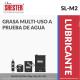 GRASA MULTI-USO A PRUEBA DE AGUA – SL-M2