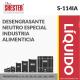 DESENGRASANTE NEUTRO ESPECIAL INDUSTRIA ALIMENTICIA – S-114IA