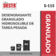 DESENGRASANTE GRANULADO HIDROSOLUBLE DE TAREA PESADA – S-115