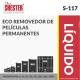ECO REMOVEDOR DE PELÍCULAS PERMANENTES – S-117