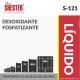 DESOXIDANTE FOSFATIZANTE – S-121