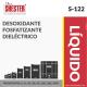 DESOXIDANTE FOSFATIZANTE DIELÉCTRICO – S-122
