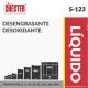 DESENGRASANTE DESOXIDANTE – S-123