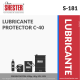LUBRICANTE PROTECTOR C-40 – S-181