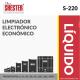 LIMPIADOR ELECTRÓNICO ECONÓMICO – S-220