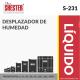 DESPLAZADOR DE HUMEDAD – S-231