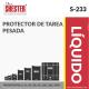 PROTECTOR DE TAREA PESADA – S-233