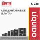 ABRILLANTADOR DE LLANTAS – S-248