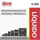 DESINTEGRADOR DE MATERIA ORGÁNICA – S-305