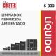 LIMPIADOR GERMICIDA AMBIENTADO – S-333