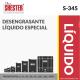 DESENGRASANTE LÍQUIDO ESPECIAL – S-345