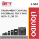 TRATAMIENTOS PARA PISCINA AL 70% Y 90% High Clor 70 – S-534