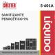 SANITIZANTE PERACÉTICO 9% – S-601A