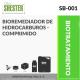 BIOREMEDIADOR DE HIDROCARBUROS – COMPRIMIDO – SB-001