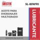 ACEITE PARA ENGRANAJES MULTIGRADO – SL-80W90
