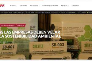 Articulo para Clean Shester® – Todas las empresas por la Sostenibilidad Empresarial