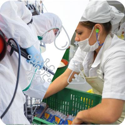 Desinfectantes & biocidas